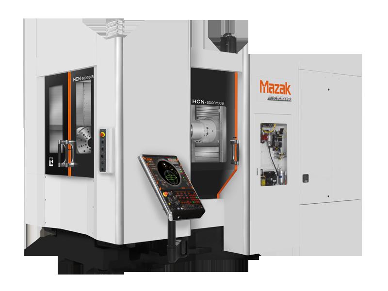 CNC HORIZONTAL MACHINING