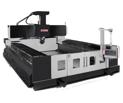 CNC GANTRY MACHINE