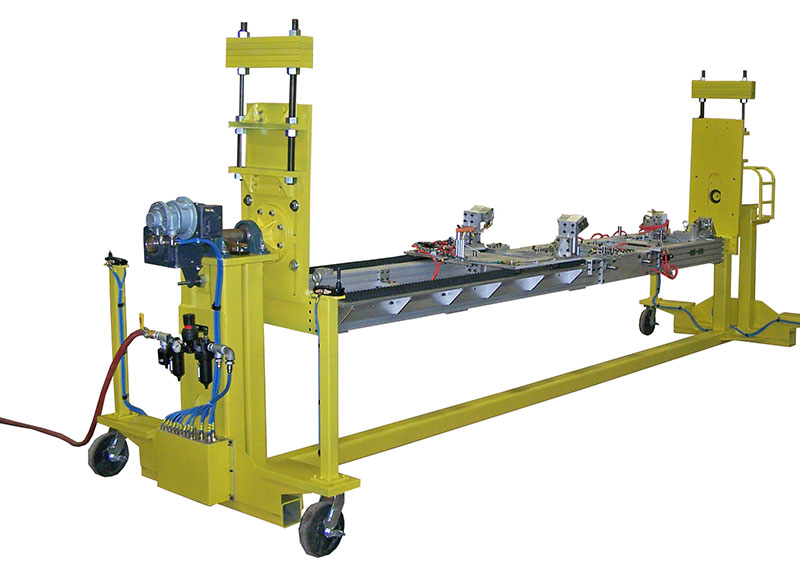 Trunion Carts